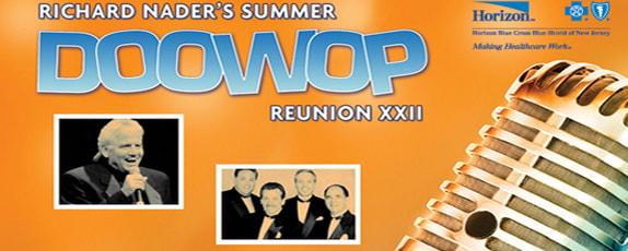 Win Tickets To Richard Nader's Summer Doo Wop Reunion XXII Presented
