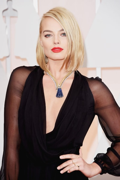 Actress Margot Robbie turns 28 today (July 2), and after her breakout role inThe Wolf of Wall Street, her star has continued to rise landing many high-profile roles. Oh...and she might be the hottest import from Australia ever. (Seriously.) In honor of her birthday, check out the gallery below of some of Robbie's best red…