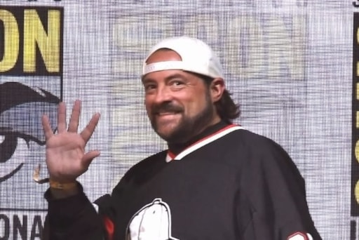 Kevin Smith Dropped 50 Pounds After Suffering Heart Attack